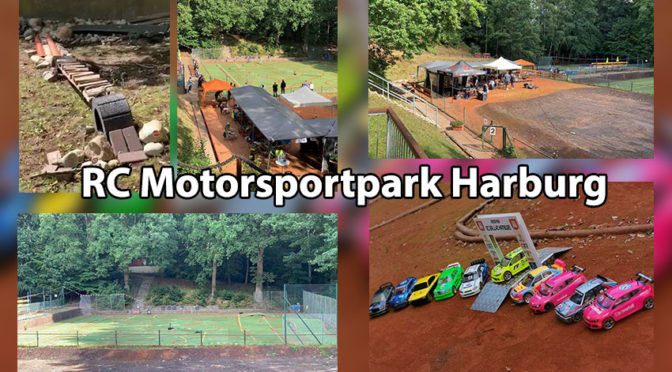 RC Motorsportpark Harburg – RC-Car am Rande Hamburgs