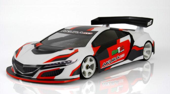 AKURA GT12 von Mon-Tech Racing