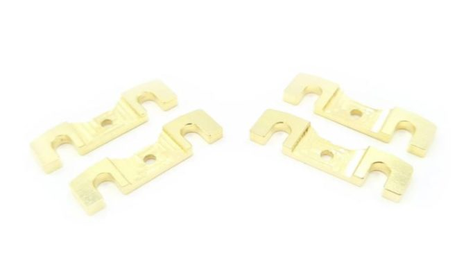 Shimplatten aus Messing für den AWE A800 von RC Maker