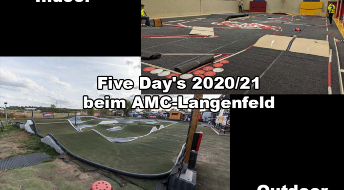 Five Day's 2020/21 beim AMC-Langenfeld