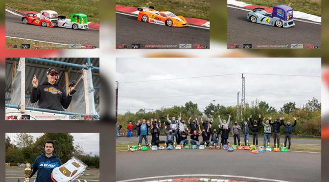 Bilder vom Deutschlandpokal des GT8 Masters 2020 – Der Sonntag