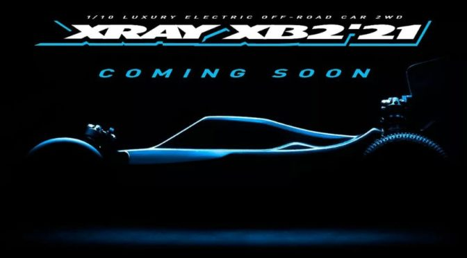 Xray XB2'21 – Coming soon