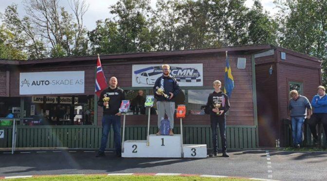 Nikko Haheim gewinnt beim Norwegian Cup Race