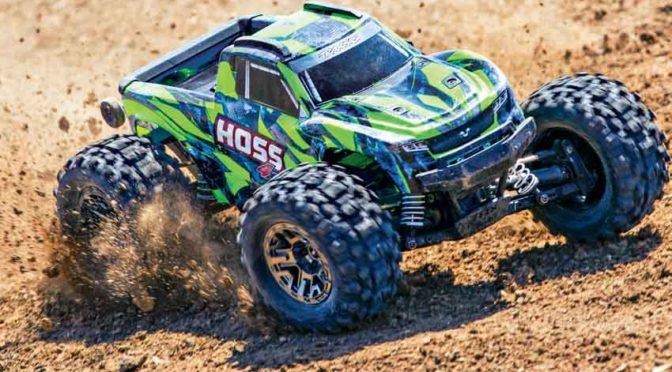 Traxxas bringt den HOSS 4X4 VXL