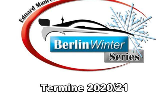 Termine der Berlin Winter Series 2020/2021