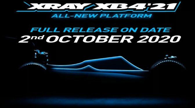 XB4'21 – Vorstellung am 2.Oktober