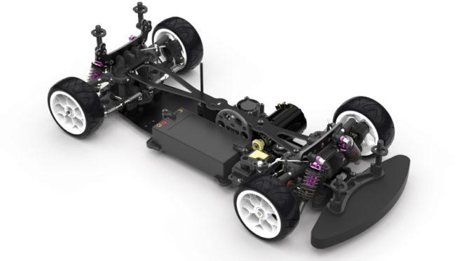 Mission FT – EIN FWD von Schumacher Racing