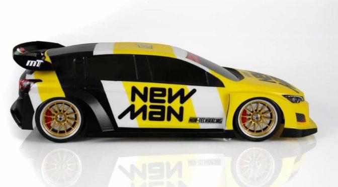 Neue Karosserie von Mon-Tech Racing – 308 2.0