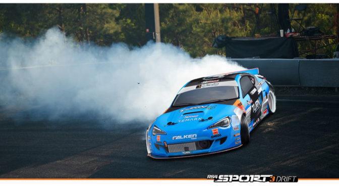 RS4 Sport 3 Drift! Featuring Dai Yoshihara's Subaru BRZ