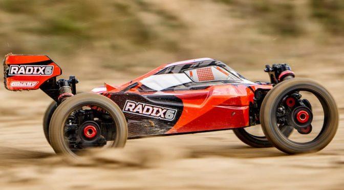 RADIX XP 6S – Team Corally stellt ein neues Fahrzeug vor