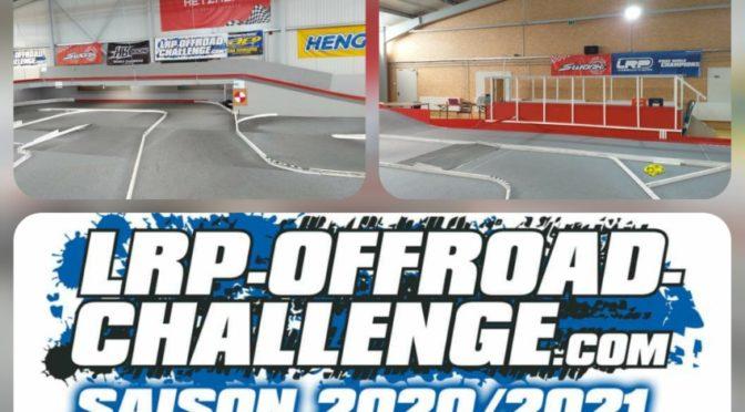 Die LRP-Offroad-Challenge startet in die Saison 2020/2021