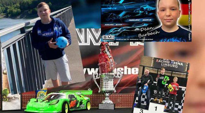 Dean Burbach – schnelle RC-Cars begeistern