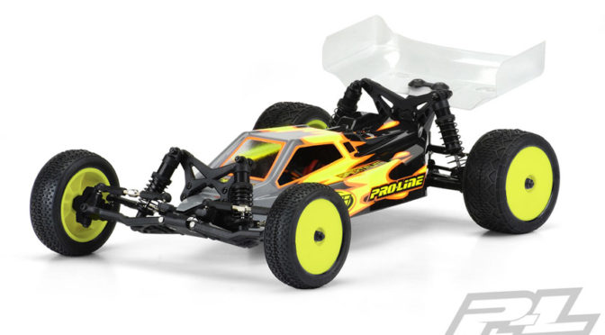 Axis Light Weight Karosserie für Losi (Mini-B)