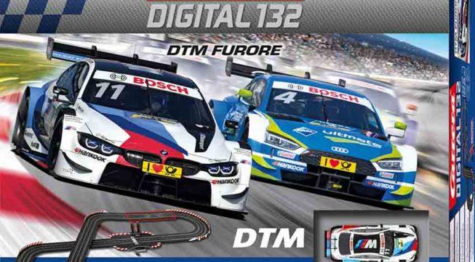 Mit Carrera hautnah das Saisonfinale der DTM Zuhause erleben