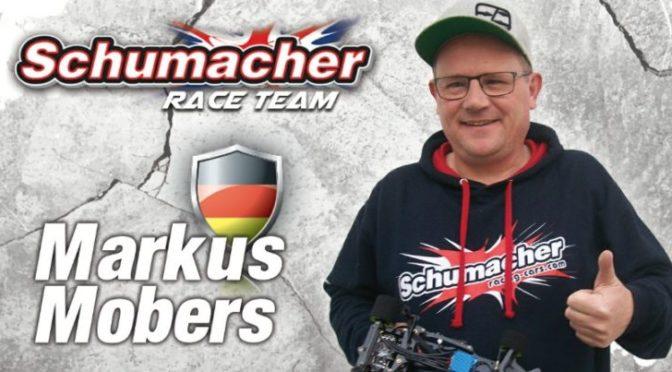 Markus Mobers wechselt zu Schumacher Racing