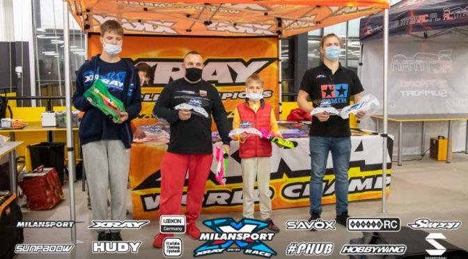 Gelungene Premiere des Milansport XRAY Race in Poland