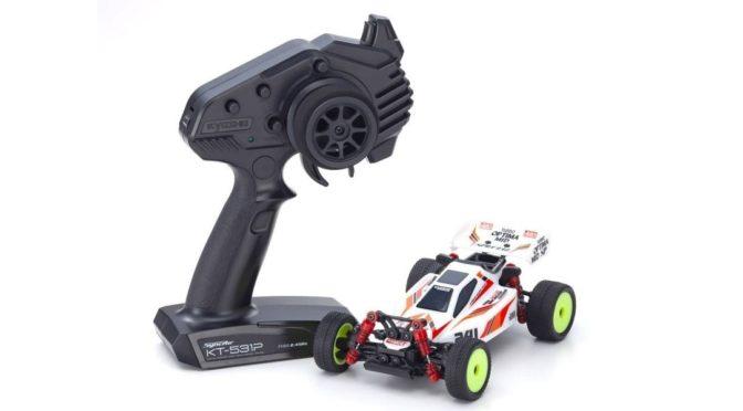 Mini-Z – MB010 Readyset 4WD Turbo Optima Mid Special