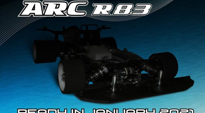Der ARC R8.3 kommt im Januar 2021
