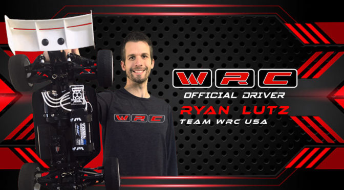 Ryan Lutz nun im Team WRC USA