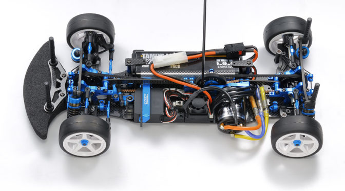 1/10 R/C TA07 MSX Chassis Kit