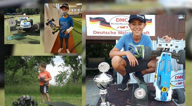 Stefan Einsele – sein Hobby und Leidenschaft ist das RC Car fahren