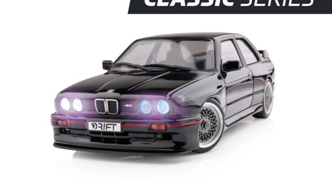DR!FT – Neuheit – BMW E30 M3 – SPORT EVOLUTION