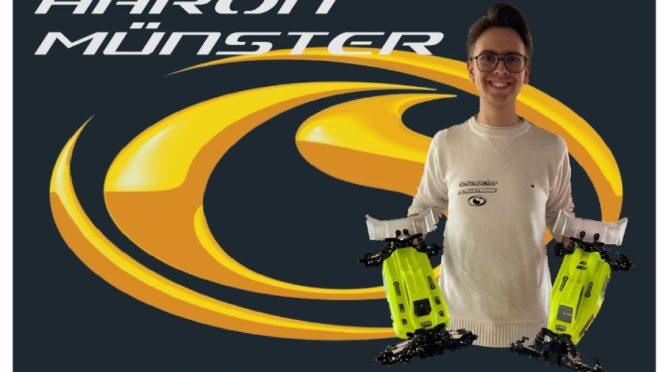 Aaron Münster bei CS-Electronic