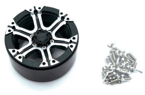 Bead Lock Aluminium Felgen in 1,9″ für 1/10 Crawler