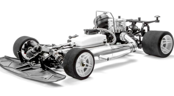 IF18-2 1/8 SCALE GP RACING CAR CHASSIS KIT