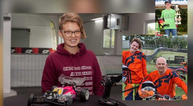 Lena Hürtgen – Erfolgreiche Nachwuchsfahrerin