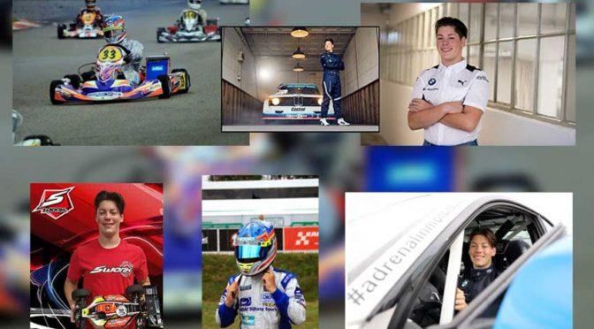 Max Hesse vom BMW Junior Team im Interview