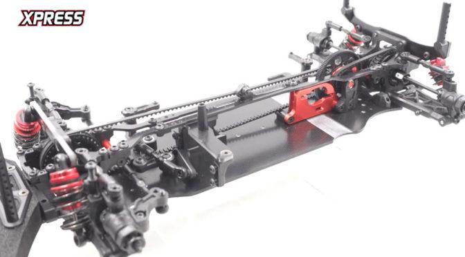 Xpress XQ2S – Ein Blick auf das Fahrzeug