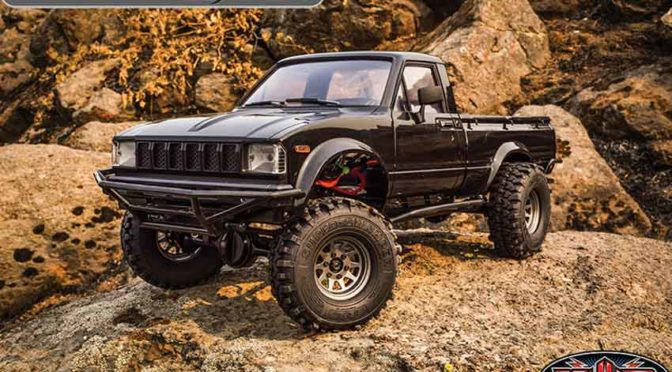 Coming soon – RC4WD TRAIL FINDER 2 RTR W/MOJAVE II Karosserieset (MIDNIGHT EDITION)