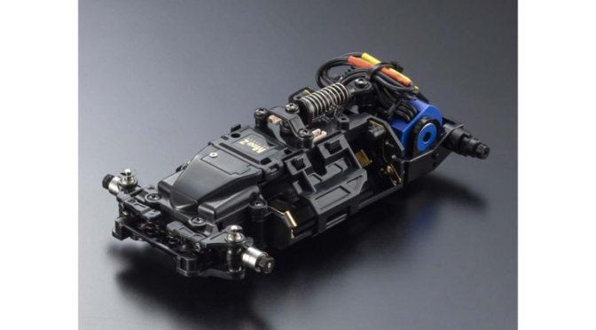MINI-Z Racer MR-03EVO Chassis Set