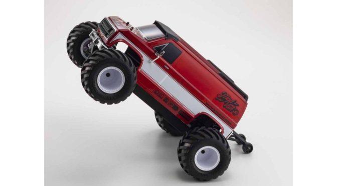 Kyosho Mad Van VE 4WD FAZER MK2 1:10 Readyset