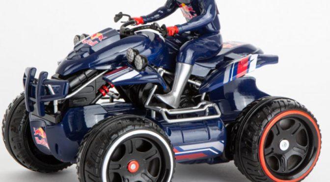Red Bull Amphibious Quad / Bike – Spielwarenmesse 2021