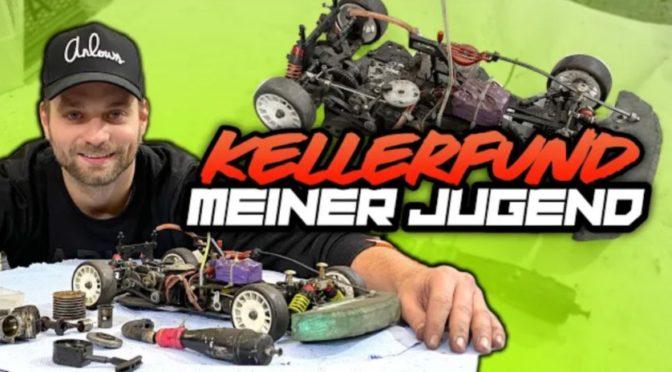 Philipp Kaess berichtet von seinem Kellerfund