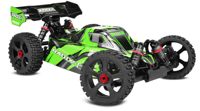 Radix4 XP 4S RTR Buggy von Team Corally