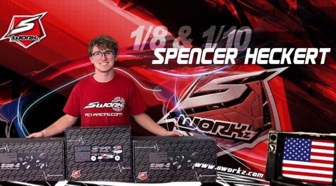 Spencer Heckert wechselt zu SWORKz