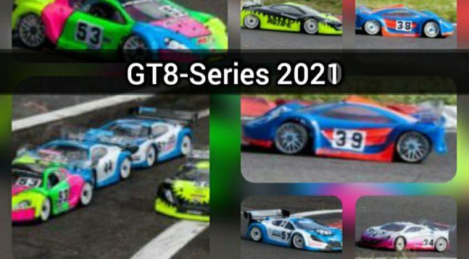 Die ersten Termine der GT8-Series 2021 stehen