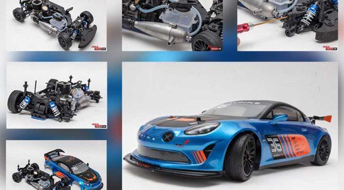 Kyosho FW06 – Alpine GT4 1/10 RC Nitro als RTR