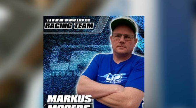 Markus Mobers im LRP Racing Team