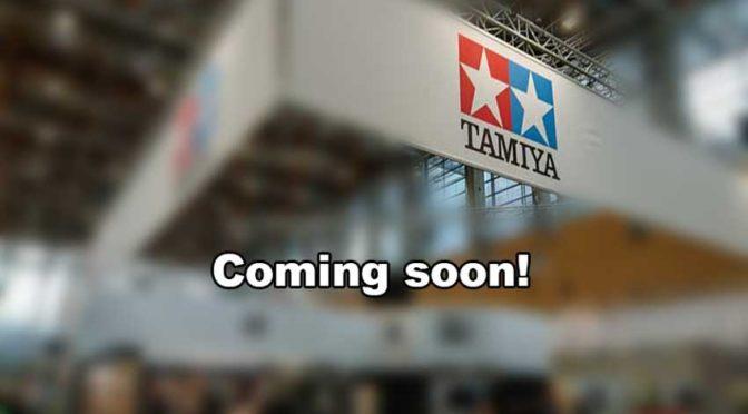 Tamiya – Neuheitenvorstellung 2021 – Coming soon