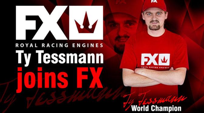 FX Engines: Ty Tessmann wechselt zu FX