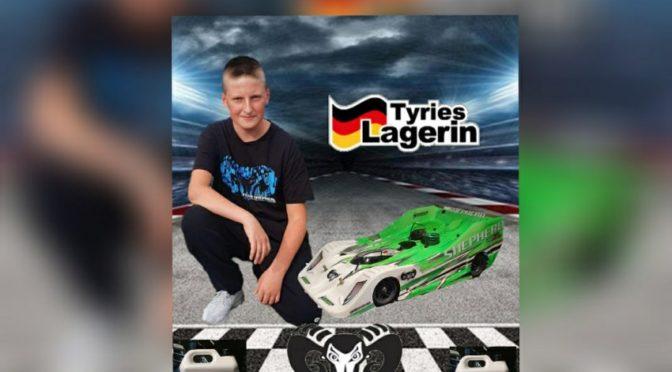 Tyries Lagerin – 13 Jahre jung und im Nitrofieber