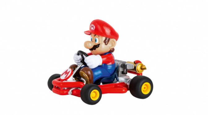 2,4GHz Mario Kart (TM) Pipe Kart, Mario