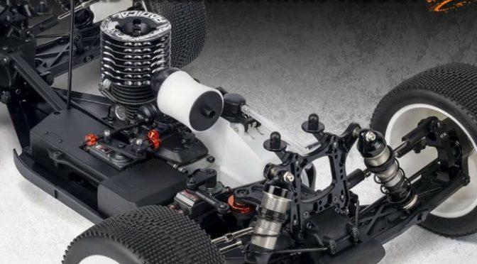Neuer HB Racing D8T Evo3 1/8 Nitro Truggy