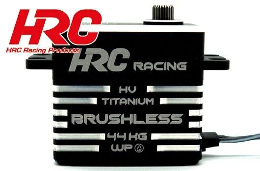 HRC Brushless Servo mit bis zu 44kg/cm