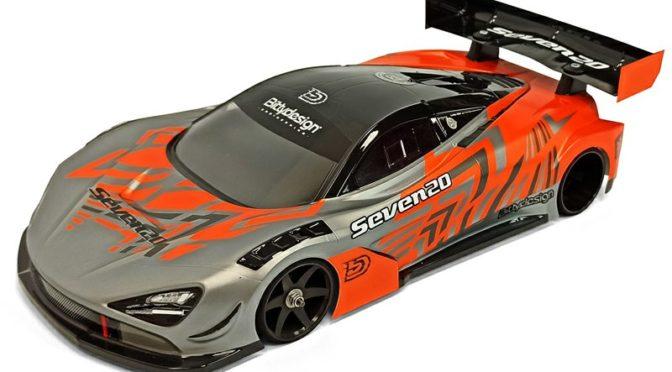 """""""Seven20"""" Karosserie für die GT12 Klasse by Bittydesign Co."""