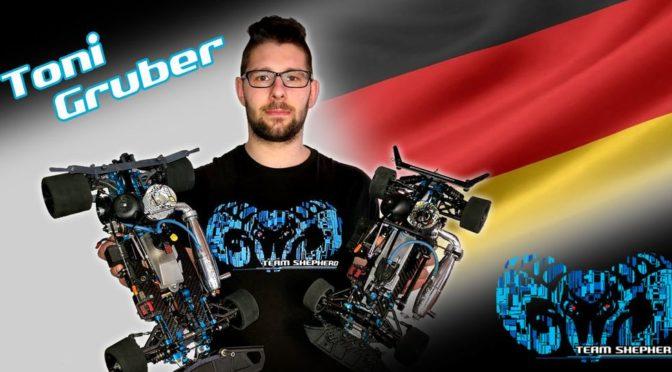 Toni Grubert verlängert bei Team Shepherd Micro Racing